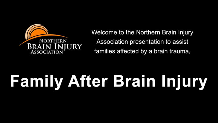 Family After Brain Injury Video