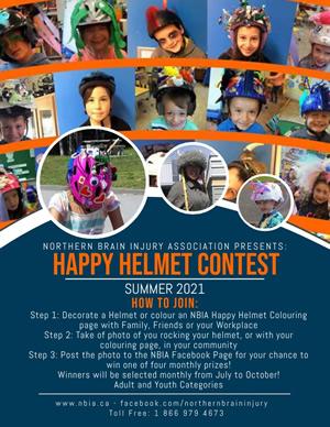 Happy Helmet Contest